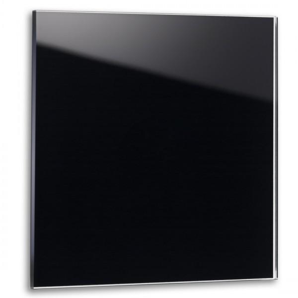 Schwarzer 1-facher berührungsloser Licht-Schalter 230V (No-Touch-Licht-Schalter) in der Farbe: PITCH BLACK ® von Farrow & Ball Nr.: 256.