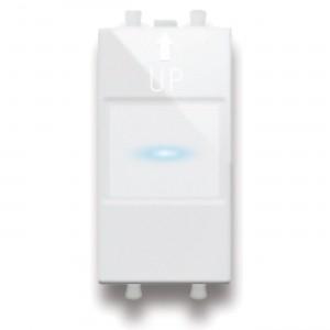 AVE Touch-Sensor: TASTER 230V. Für Wechsel- & Kreuzschaltungen, zum Ansteuern von Dimmern oder Relai