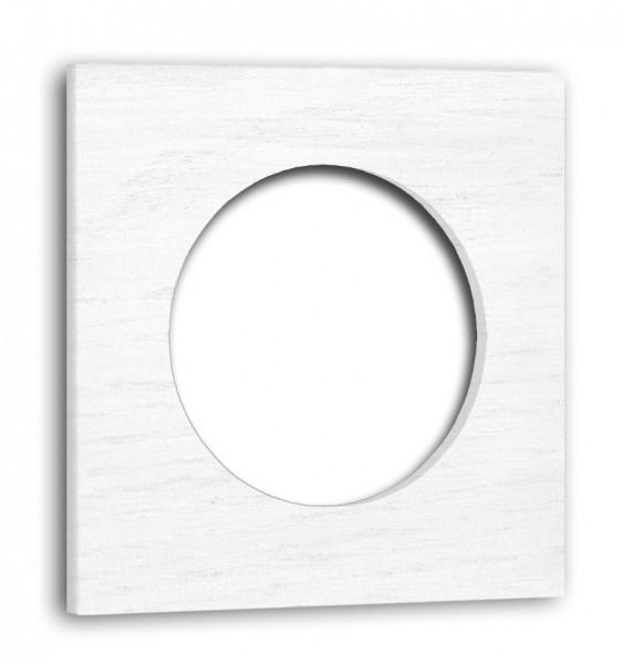 """Rahmen - Holz lackiert - in Farrow & Ball Farbe. Für runde Einsätze. """"MAXIM"""""""