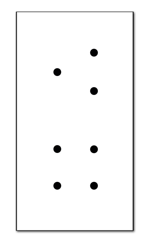 7-fach (für 2 Wandddosen)