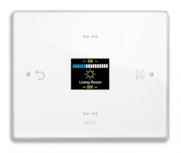 KNX Touch-Display für Ihren Komfort. Ausgereifte Technik und innovative Lösungen zeichnen dieses AVE Produkt aus.
