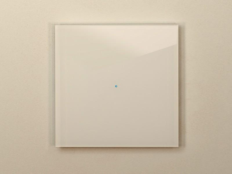 Touch-Lichtschalter Beige Berührungsschalter Sensorschalter Smart Home