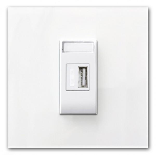 USB Ladegerät für Smartphones etc. Komplett-SET