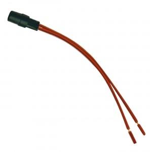 LED-Einsatz 230V. Rot