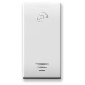 Dimmer für konventionelle Leuchmittel/Geräte. Weiß glänzend.