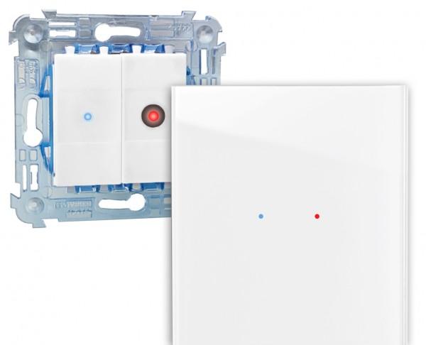 KONTROLLSCHALTER-LICHT ROT - Nur für Touch-Schalter