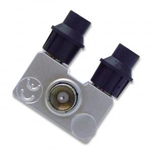 Adapter zur Signalweiterleitung. TV /SAT 10dB