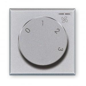 Drehregler für Ventilatoren. Aluminium