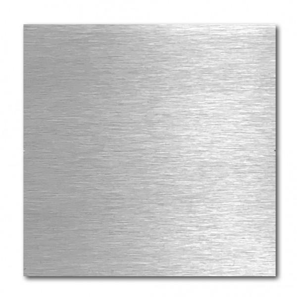 "EDELSTAHL Touch-Licht-Schalter ""KENDO"" 230V. VDE-zertifiziert. TOUCH-Panel Schalter aus Metall"