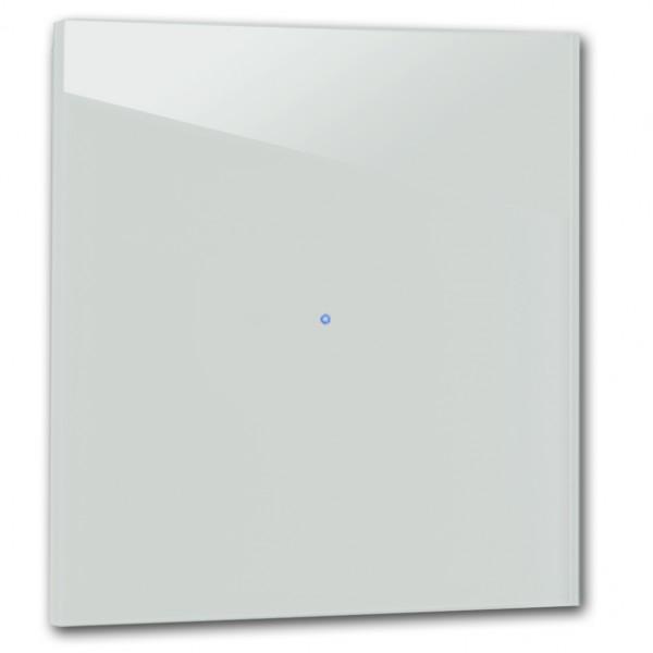 Himmel-Blauer 1-fach Touch-Licht-Schalter 230V in der Farbe: SKYLIGHT ® von Farrow & Ball Nr.: 205