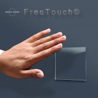 Farbiger Touch-Taster 12-24V FreeTouch, für Hausautomation berührungslos, gestengesteuert. Hochwertiger, bunter, moderner, exklusiver Touchscreen-Schalter...